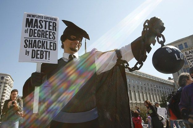 Red Flag: More People Are Defaulting On Their Student Loans The three-year student loan default rate rose in 2017 for the first time in four years, the Education Department said Wednesday, a slight uptick that raised alarm bells about whether the country is doing enough to help student loan borrowers on the ... Jason-Spencer-Dallas