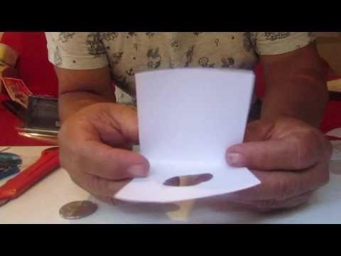 Como ensinar você a fazer seu Coin Holde... - YouTube