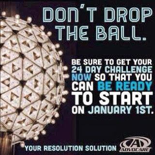 New Year New You. Ready to make 2014 your year! www.advocare.com/14102928