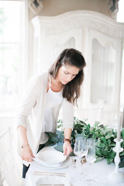 Wedding Styling | Lily & Sage | Luxury Wedding Planning & Styling | Photography - Katie Julia | Flowers - Westwood Design | Cutlery - Vintage Gold China.