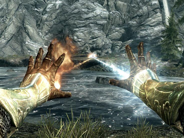 Skyrim: Secret Magic
