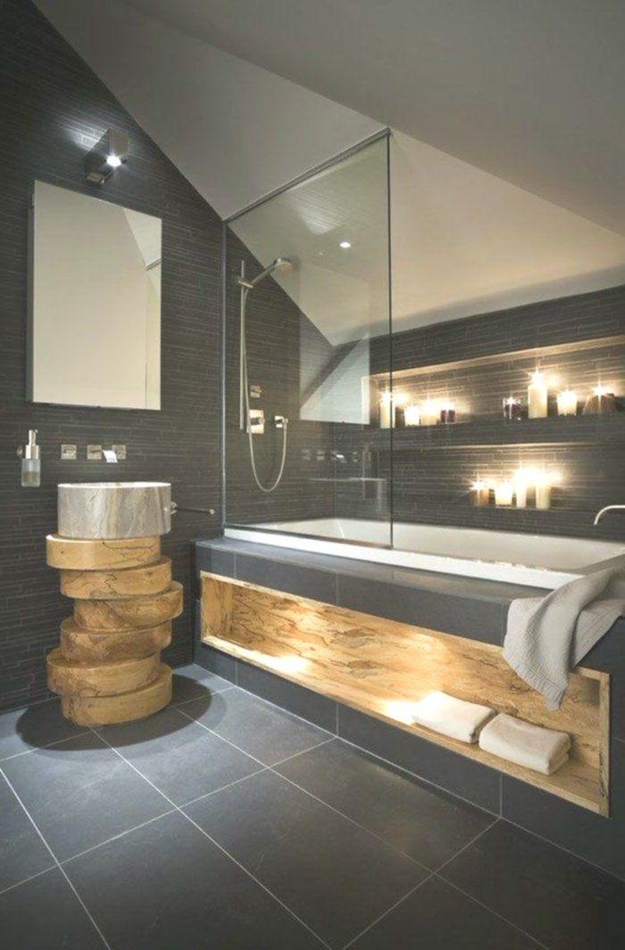 42 Badezimmer Ideen Und Designs Fur Auszeit Liebhaber In 2020 Moderne Kleine Bader Zen Badezimmer Moderne Kleine Badezimmer