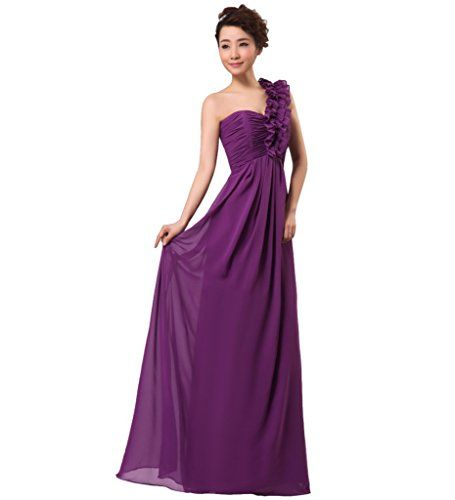 Sexy One Shoulder Chiffon Wedding Bridesmaid Prom Dress Long Evening Gowns on sale #Bridesmaid-Dresses http://www.weddingdealusa.com/sexy-one-shoulder-chiffon-wedding-bridesmaid-prom-dress-long-evening-gowns-on-sale/4606/?utm_source=PN&utm_medium=jillweddings+-+bridesmaid+dresses&utm_campaign=Wedding+Deal+USA