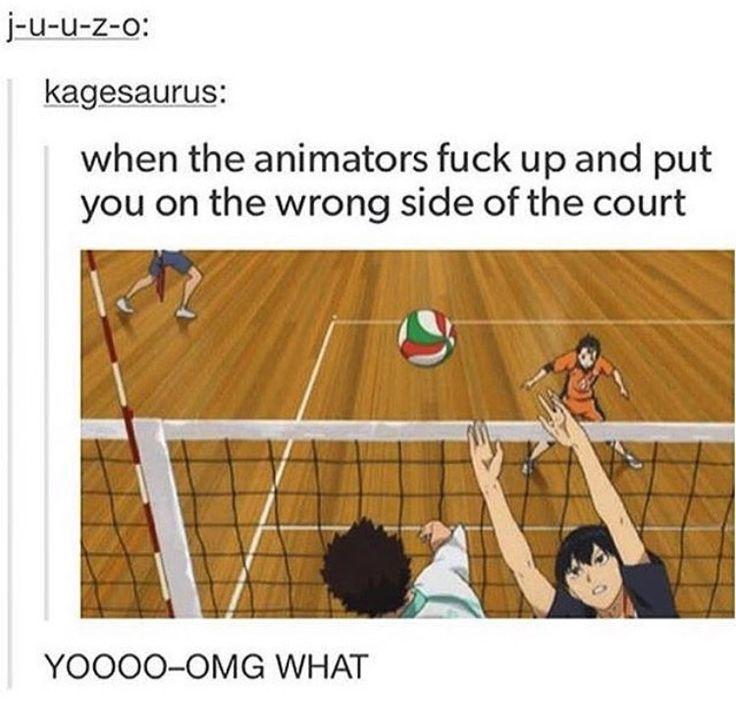 Haikyuu! || anime funny