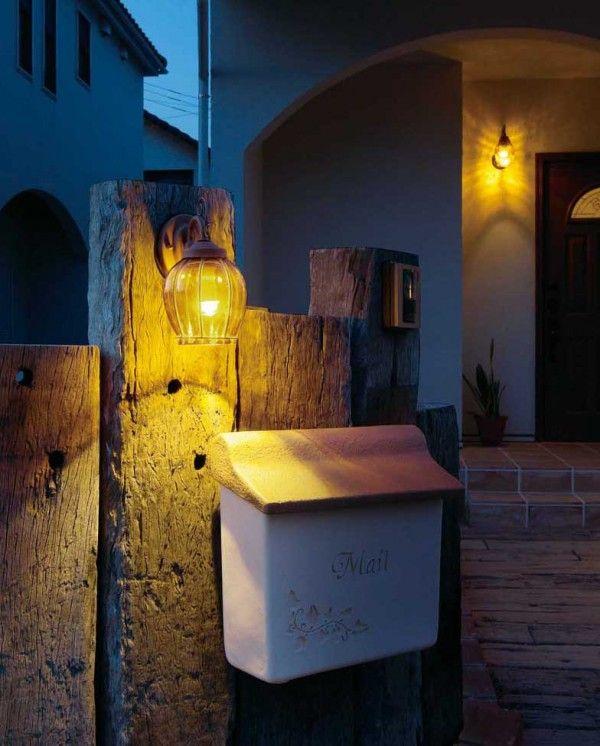 。エクステリア 屋外 照明 ライトオーデリック(ODELIC) 【ポーチライト OG254627LD】 ブラケットライト 壁面・玄関灯・門柱 門柱向けコンパクトブラケットライト アンティーク