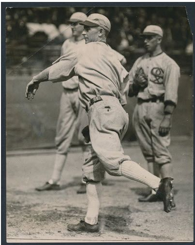 1919 World Series Photo Shows 'Honest Dickey' Kerr, Crooked Lefty Williams