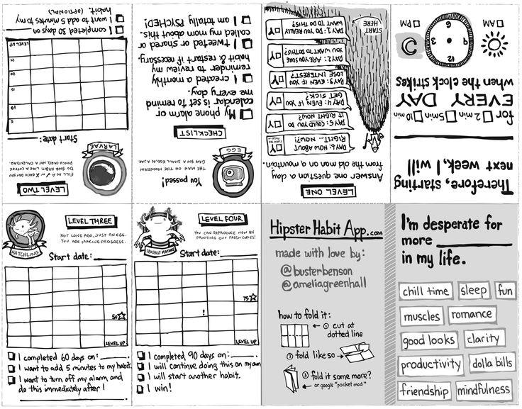 Hipster Habit App: Paper App, Crafts Ideas, Http Hipsterhabitapp Com, Book, App Infographic, Hipster Habits App 1500, Hipster Infographic, Habits Paper, Pockets App