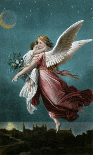 Guardian Angels Protect Our Children.   Repinned by An Angel's Touch, LLC, d/b/a WCF Commercial Green Cleaning Co., Denver's Property Cleaning Specialists! http://angelsgreencleaning.net