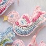 free crochet bird pattern page has a LOT of FREE and CUTE patterns!