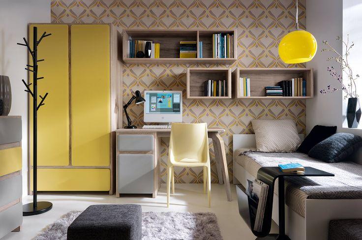 #autumn #sypialnia #jesien #interior #design #bedroom #ideas #decoration #home #dekoracje #wnetrza