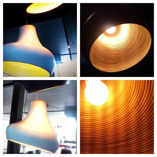 Brad Stebbing's SAMBA light for Hive [design by hive] - available at KE-ZU.