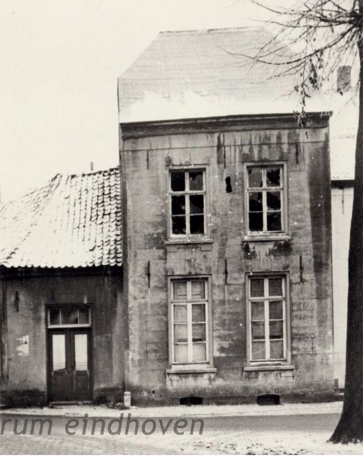 Marechausseekazerne, Hof 13, Bergeijk - 1962