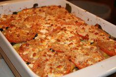 Csodás sajtos rakott zöldségek, elképesztően fincsi és gyerekjáték az elkészítése!
