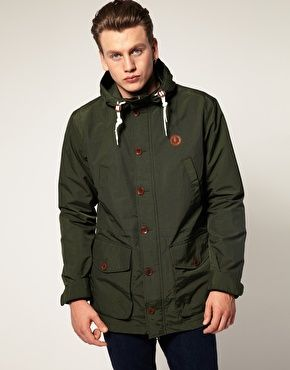 Mountain Parka - Fred Perry
