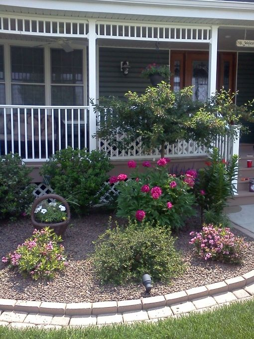 Best 25+ Front Porch Landscape Ideas On Pinterest | Yard Landscaping,  Craftsman Lawn And Garden And Craftsman Live Plants