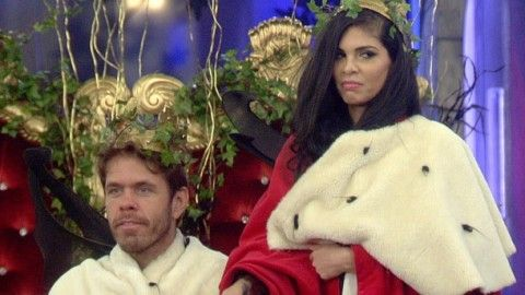 Celebrity Big Brother 2015: Queen of the Fairies Cami Li chooses Perez Hilton as her king