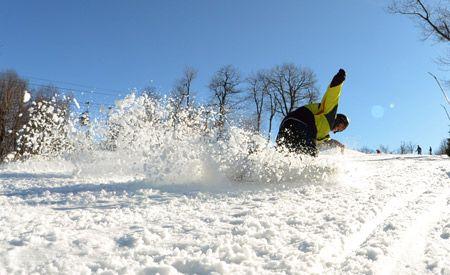 Weekend Pick: North Carolina Ski Resorts Open, Go Shredding