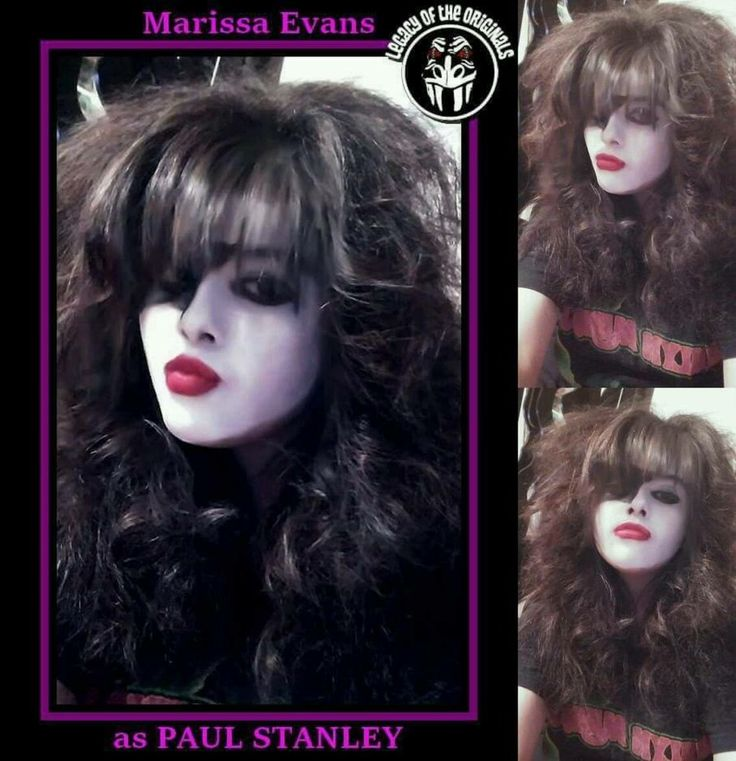 Kiss And Make Up: 1427 Best Girls In KISS Makeup Images On Pinterest