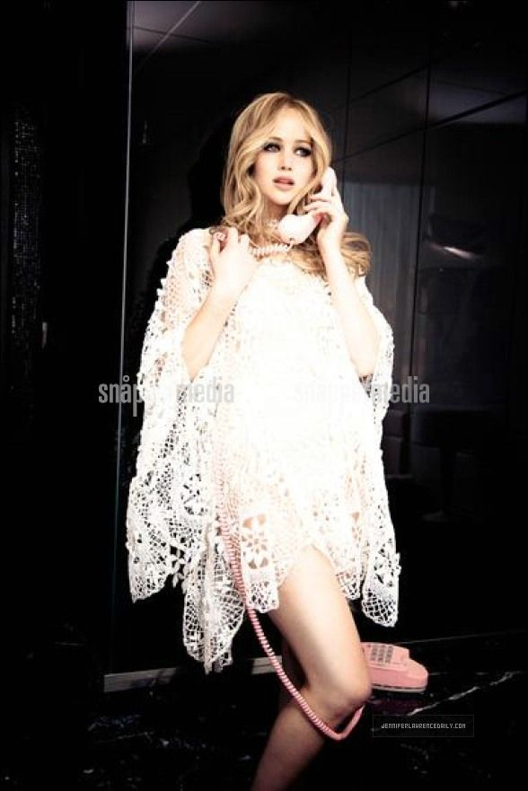 Jennifer Lawrence - Vanity Fair