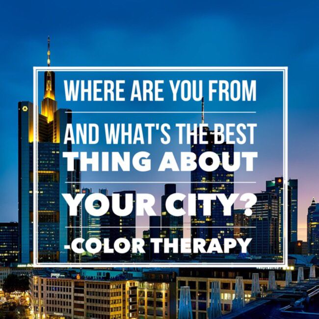 ❓ Where are you from and what's the best thing about your city? 🌏 🌎 🌍 -------------- 📝 Reply in comments! #ShareYourThoughts -------------- ❤️ Start coloring today on your iPhone or iPad: link in the bio. -------------- #ColorTherapyApp #coloring #adultcoloringbook #adultcoloring #adultcolouring #adultcolouringbook #colorfy #colorfyapp