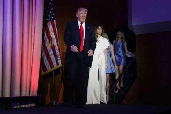 Ardından Trump World Tower, Şikago'daki Trump International Hotel and Tower, Las Vegas'taki Trump Ho... - Akşam