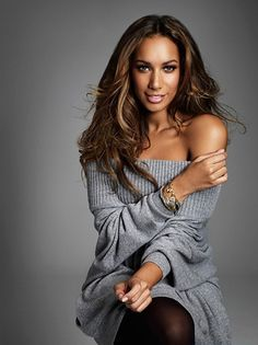Leona Lewis Leona Lewis - a 3rd option for New Trek's T'Pring?