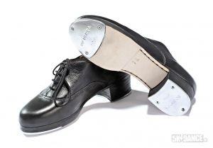 TA800 - Stepovacie topánky - Obuv - Stepovacia obuv - Stepovacie topánky - Ženské Pro stepky - Stepovacia obuv - Stepovacie topánky Ženské profesionálne steperky - Materiál: kožený zvršok, podšívka a stielka, dvojitá kožená podrážka, drevený podpätok s koženým zakončením - SoDanca - 5kdance.sk