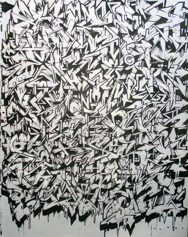 Graffiti Abc Wildstyle - LiLz.eu - Tattoo DE | Art/Tattoo ...