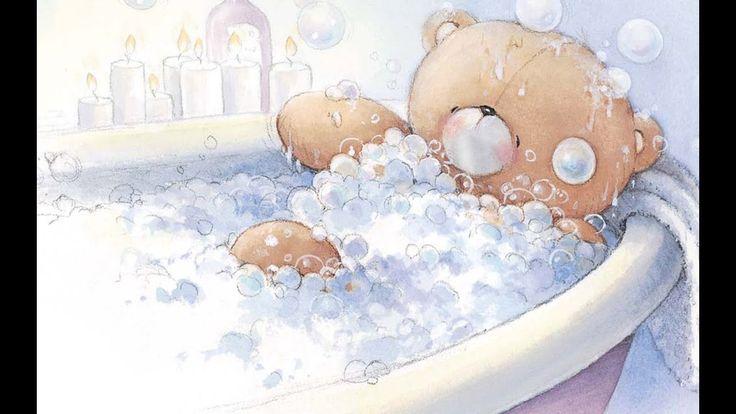 Учим слова для детей от 1 года - ванная. Первые слова для малыша в карти...