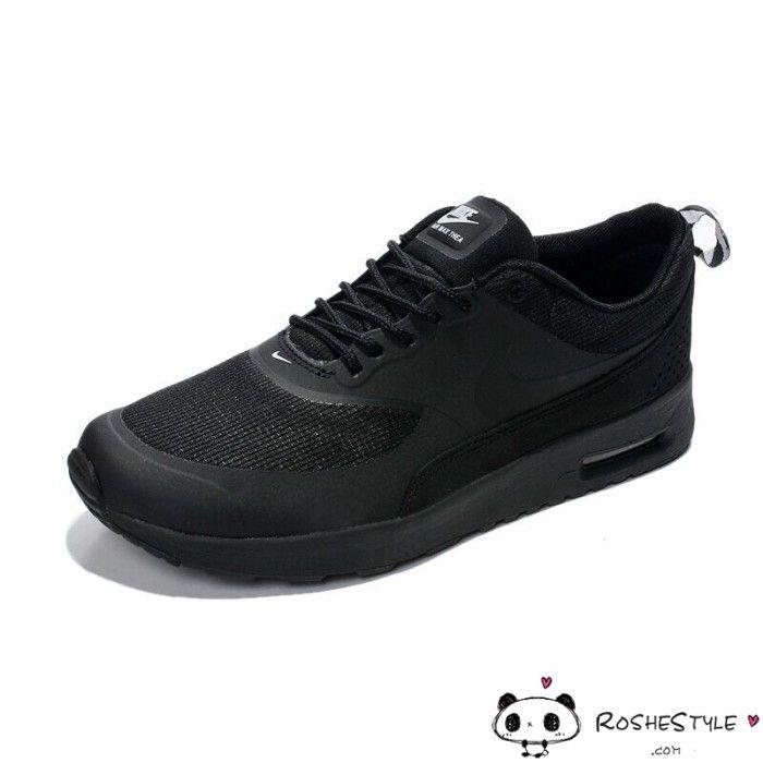 Nike Air Max Thea Mens All Black