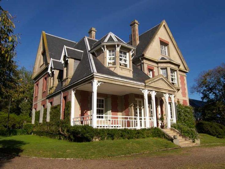 Villa Veraniega de la familia Ocampo, 1905 Mar del Plata Prov. de Bs. As.