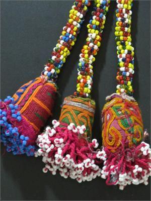 Paktika Afghan Vintage Kuchi Tassel