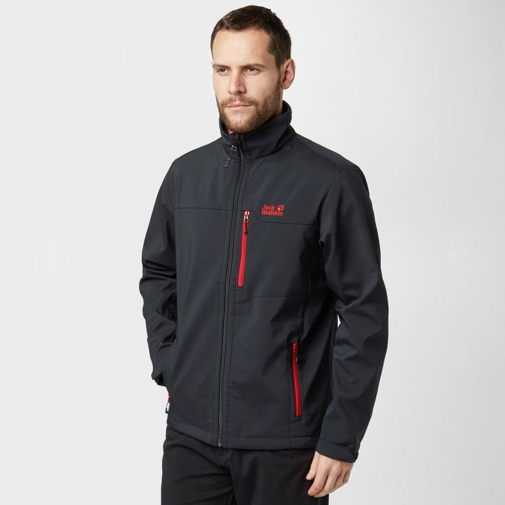 Men's Torngat Softshell Jacket