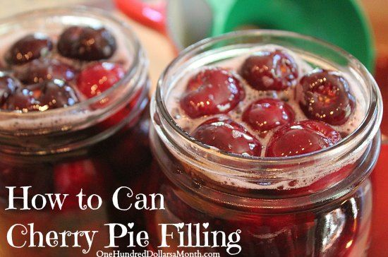8 Best Images About Cherry Recipes On Pinterest