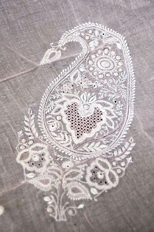Best chikankari images on pinterest embroidery