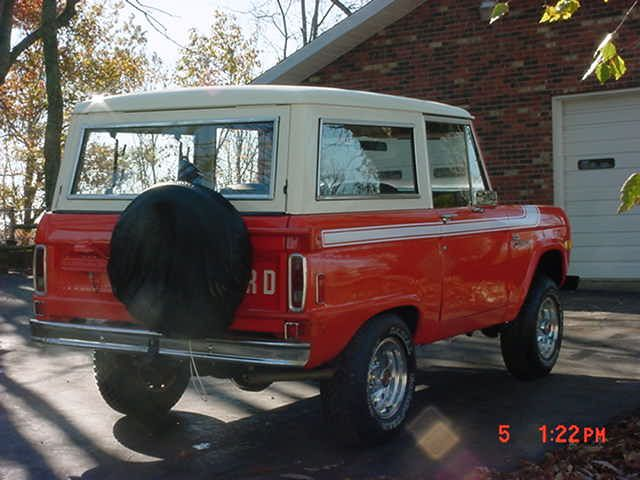 1977 Ford Bronco Sport -----Uncut - Campbellsville - Ky - USA - 66-77 Early Broncos - Show Ad | EarlyBroncosForSale.com