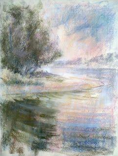 Bruncsák András' Blog - pastel painting