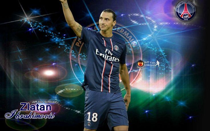 Zlatan Ibrahimovic Wallpaper 2012-2013