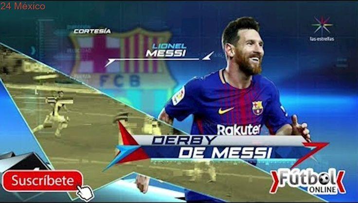 Gol, Error y Figura Acción Jornada 8 Apertura 2017 HD  La Figura LIONEL MESSI