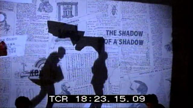 FIAC 2011 / Telegrams from the Nose by Ictus Ensemble. Video : William Kentridge. Music : François Sarhan