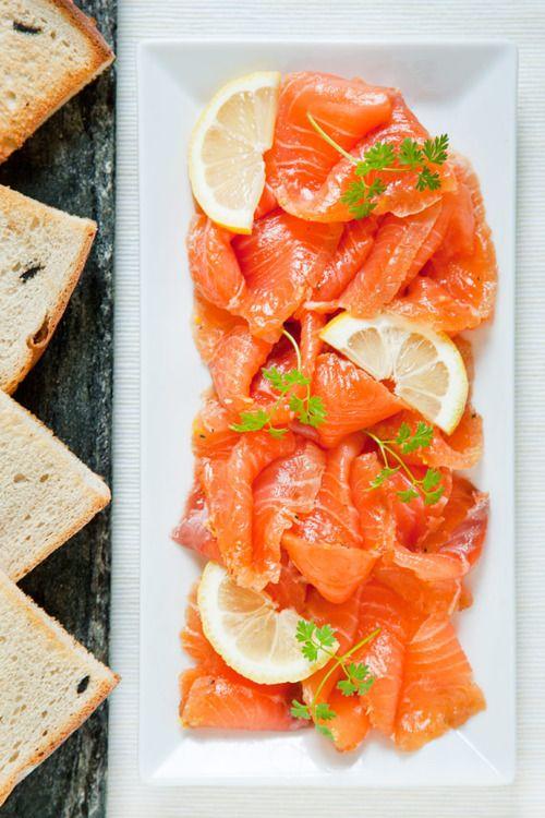 Sashimi --- japanese food:: salmon sashimi