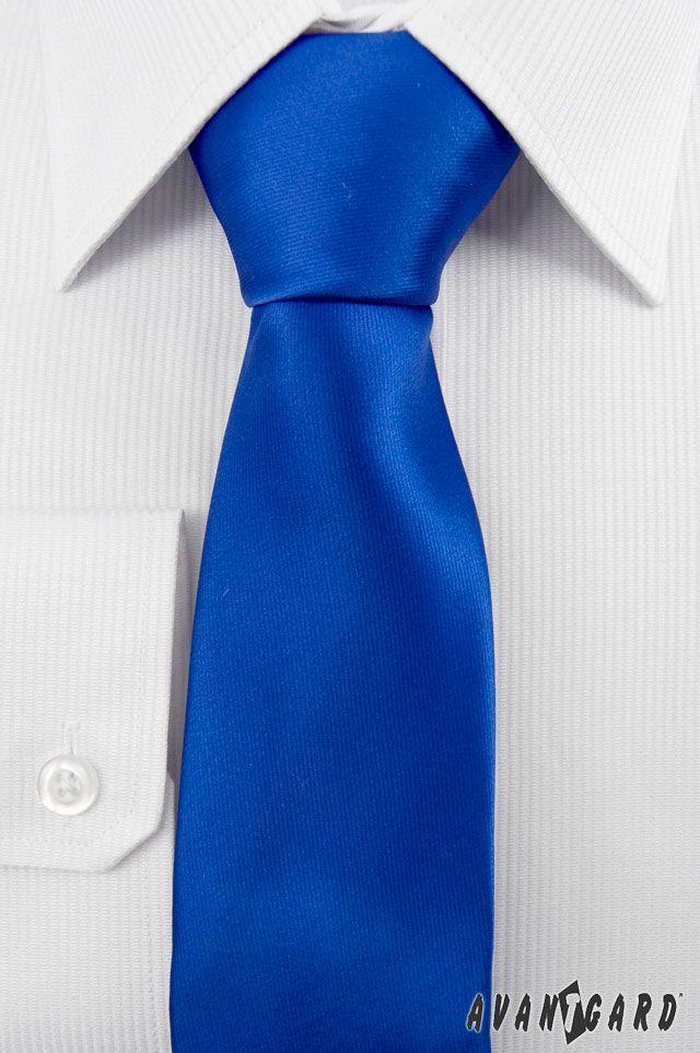 Královsky modrá kravata Avantgard. Duhové kravaty značky Avantgard / Rainbow inspiration,  colours, Avantgard, ties, mens accessories, mens fashion, tie, dark, blue