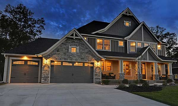 Wow, such a beautiful home!  I love the floorplan and the huge windows.