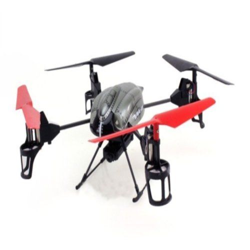 Wltoys V959 Quadcopter Rc Battle Ship Gatling Machine with Onboard Camera, 4 Channel - http://www.midronepro.com/producto/wltoys-v959-quadcopter-rc-battle-ship-gatling-machine-with-onboard-camera-4-channel/