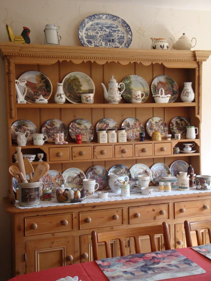 This Is My Mum S Dresser In Her Eat Kitchen England