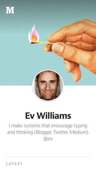 Medium — Everyone's St... #profileview