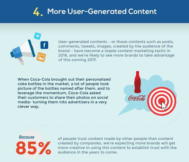 effect of user generated content on the 07032016 learn how an episode of censorship in china shed light on the power of user-generated content marketing for companies.