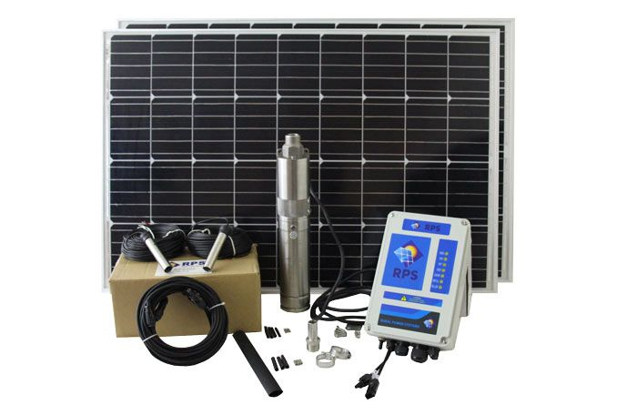 Solar Well Pumps 1 In Usa Rps Rural Power Systems Solar Energy Diy Solar Energy Solar