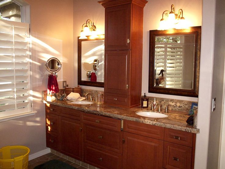 countertop cabinets for the bathroom 14 best images about remodeling ideas on walk 23035