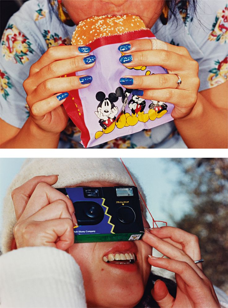 MARTIN PARR | #1508, 1997 and #1511, 1998 from Common Sense | Two colour coupler prints